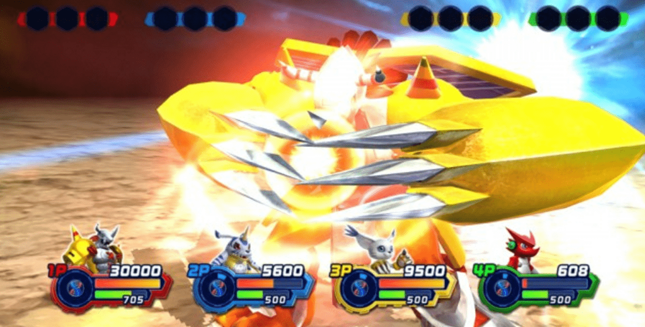 Digimon All-Star Rumble – PS3 Test / Review