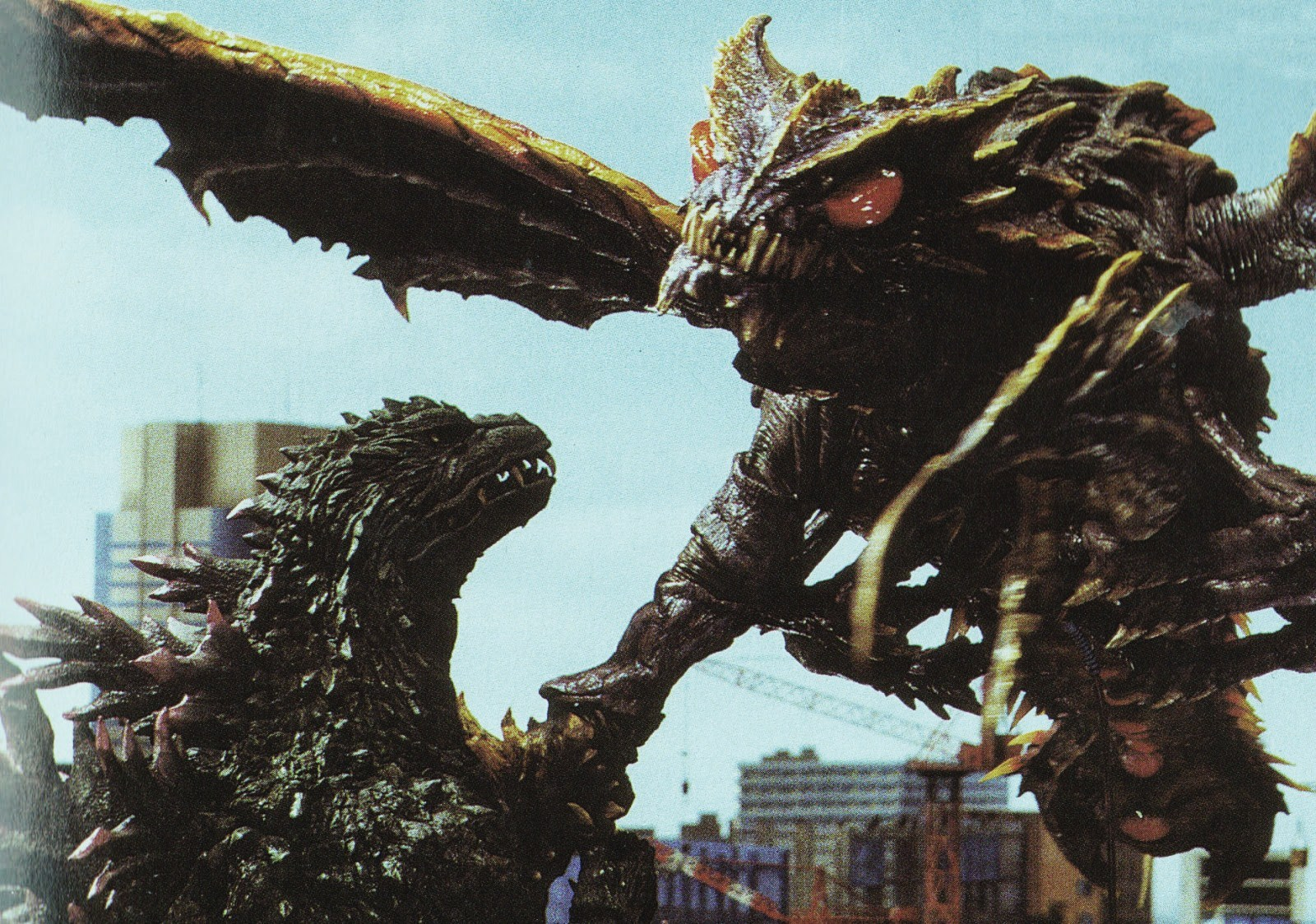 Godzilla vs Megaguirus ~ Movie Review