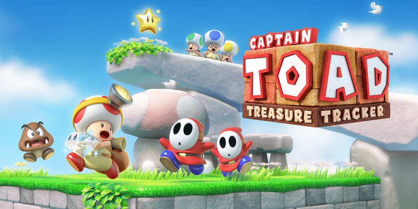 Captain Toads: Treasure Tracker – Wii U Test / Review