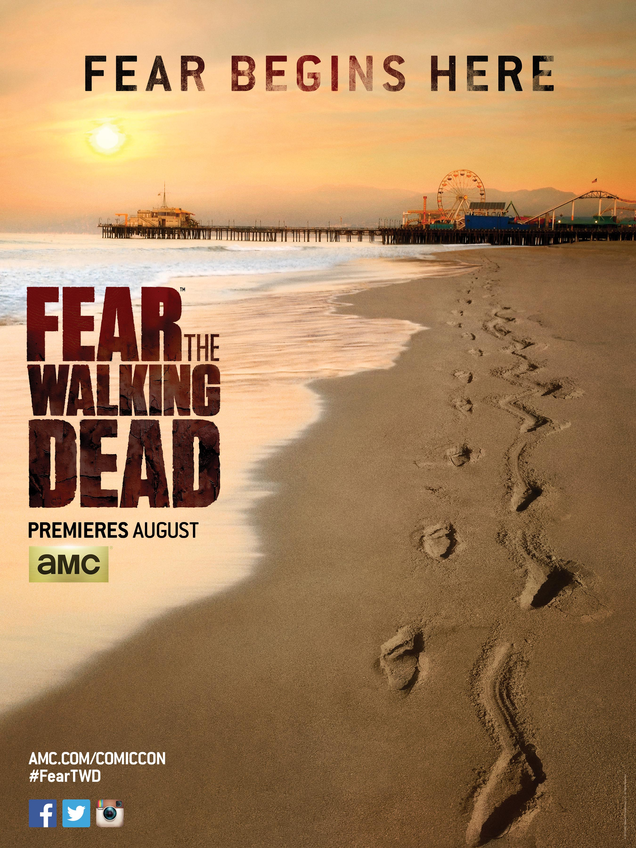 Fear: The Walking Dead ~ Amazon Prime