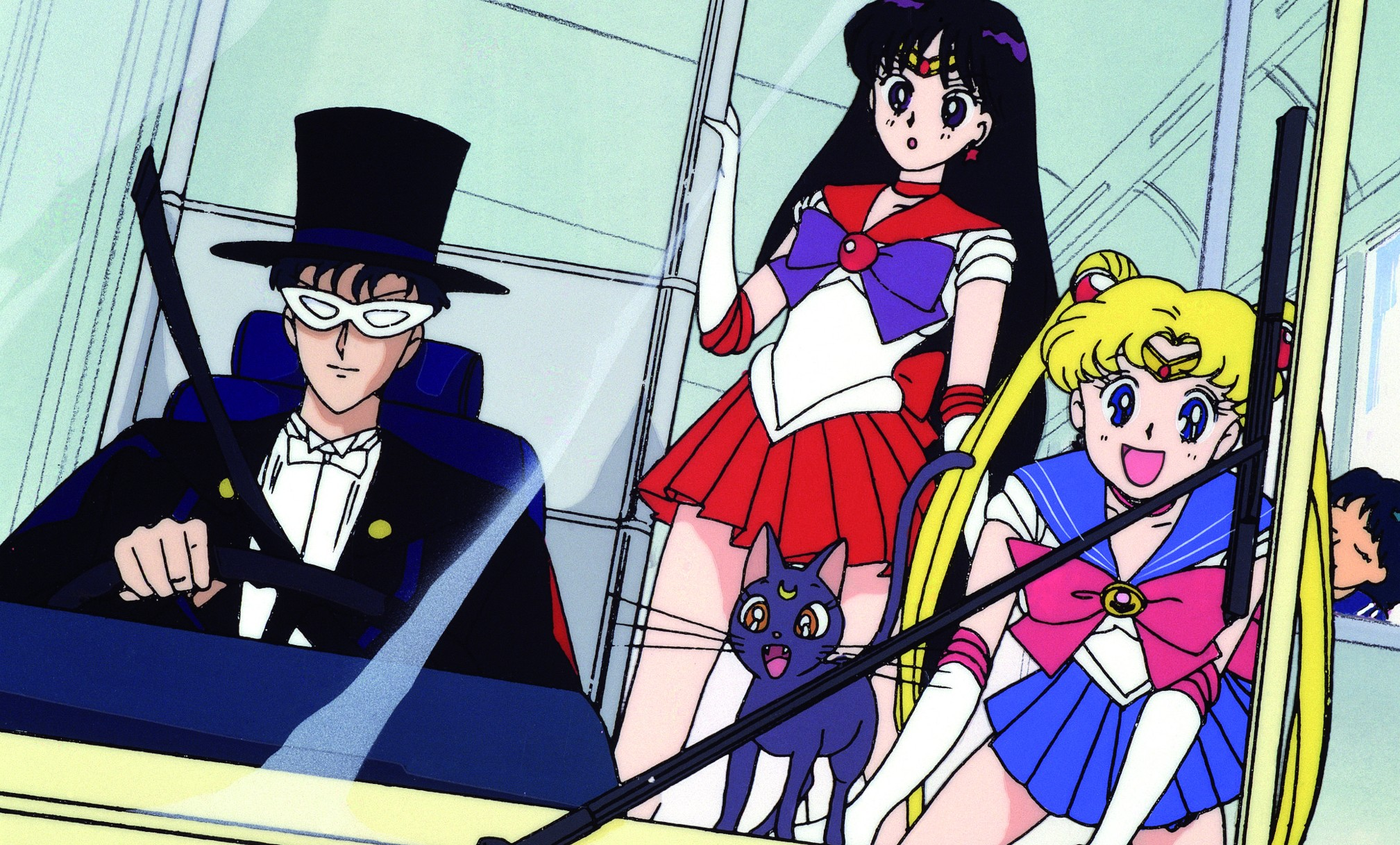 Sailor Moon~ Box 1 DVD Test - genkino.de