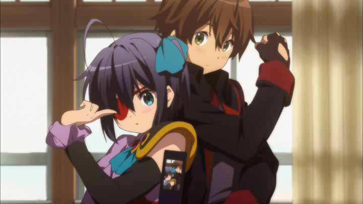 ~Love Chunibyo & Other Delusions – Vol. 4~ Bluray Test