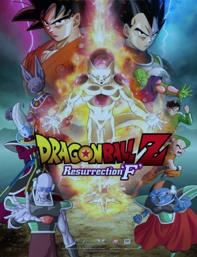 "DBZ ""Resurrection F"" doch mit Tommy Morgenstern & Co."