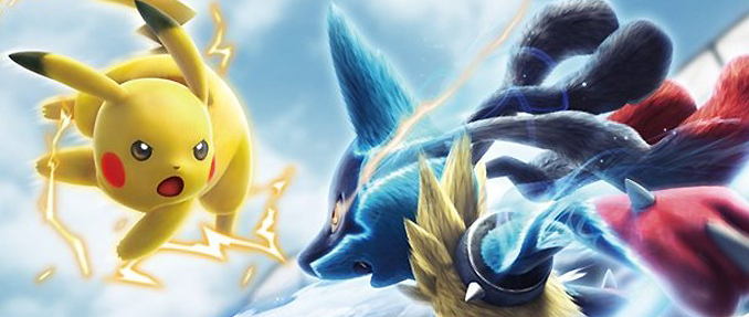 Pokemon Tekken (Pokken Tournament) – Wii U Test / Review