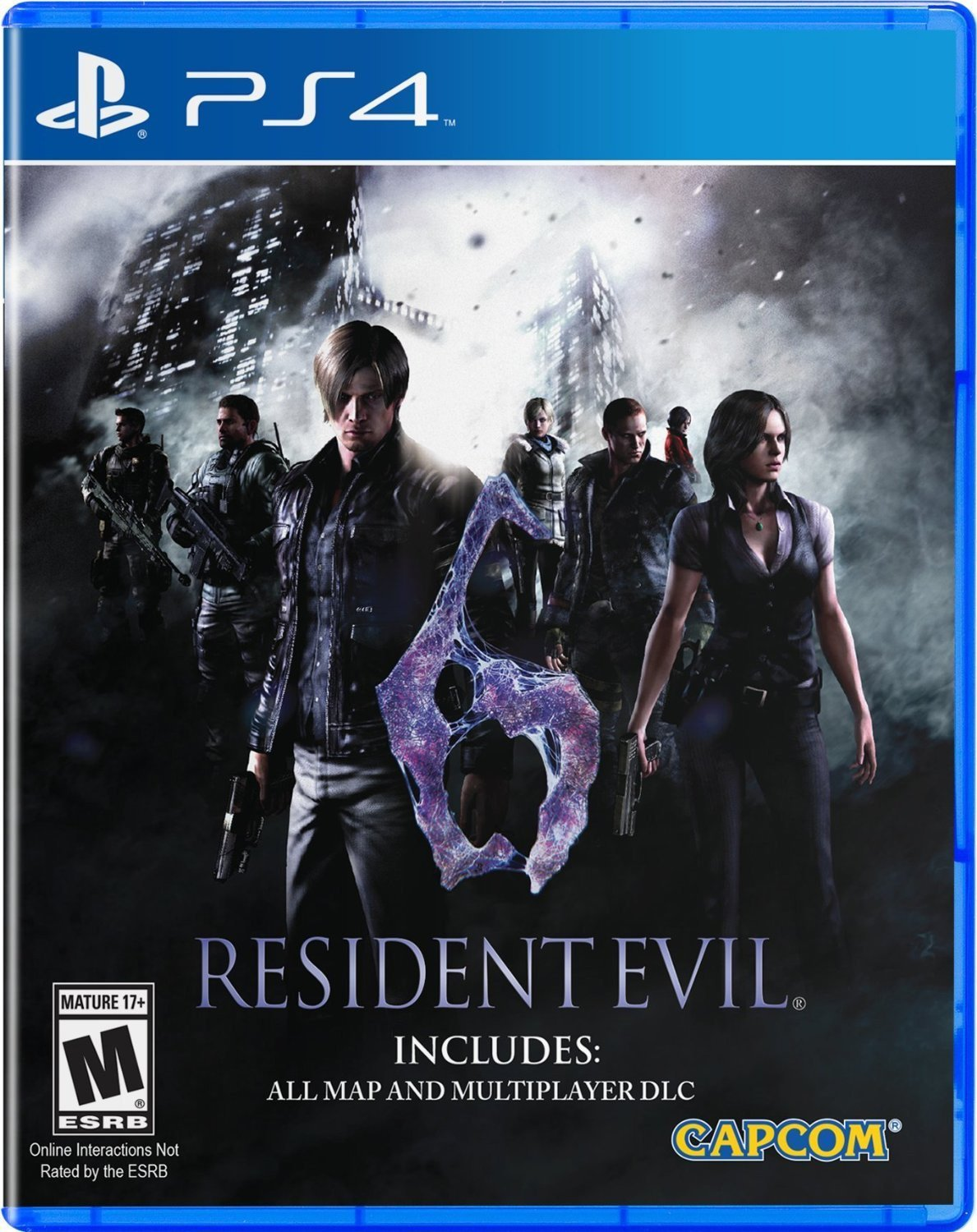 Resident Evil 6: HD Remastered – Xbox One / Review