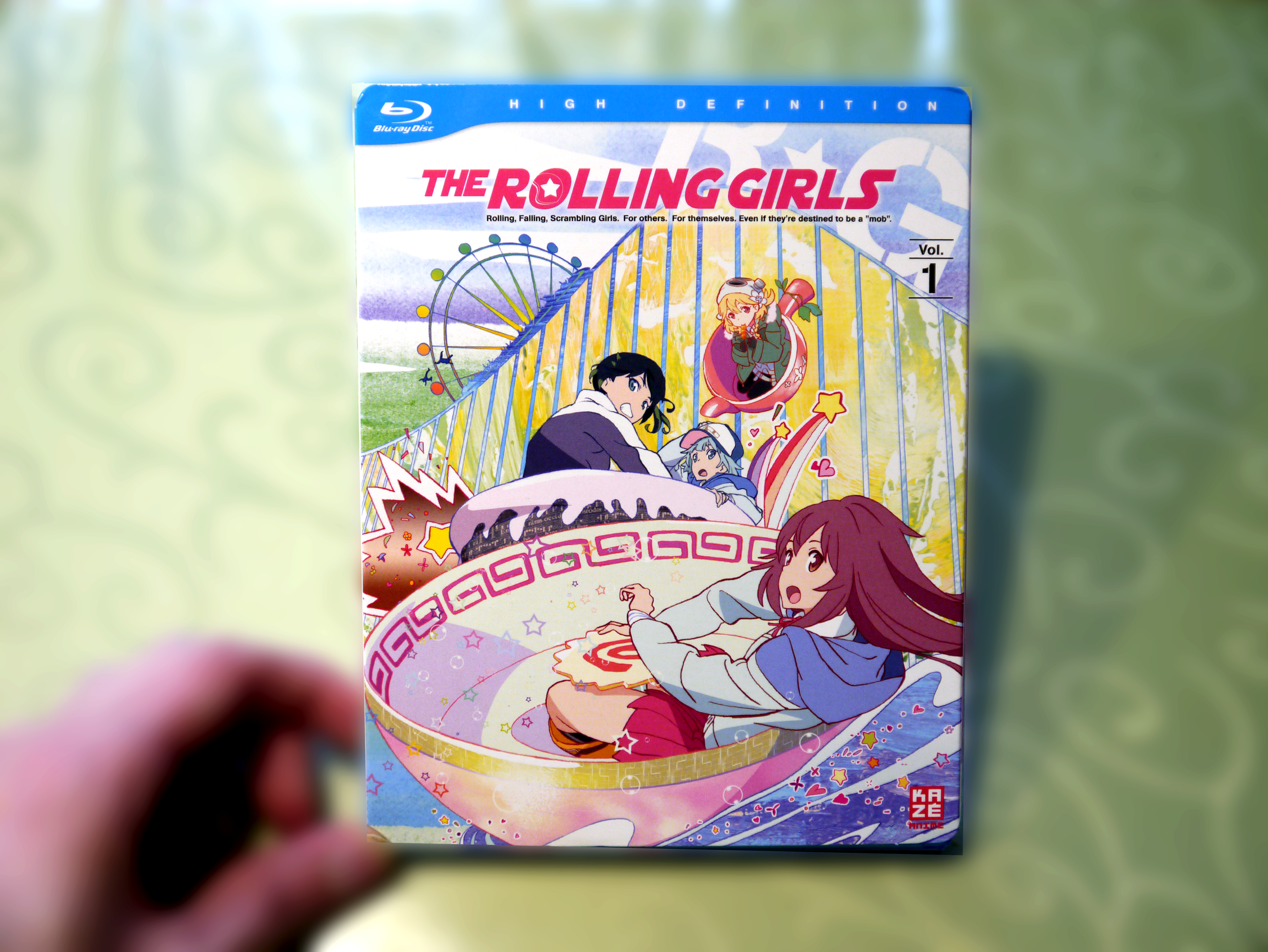 Rolling Girls Schuber