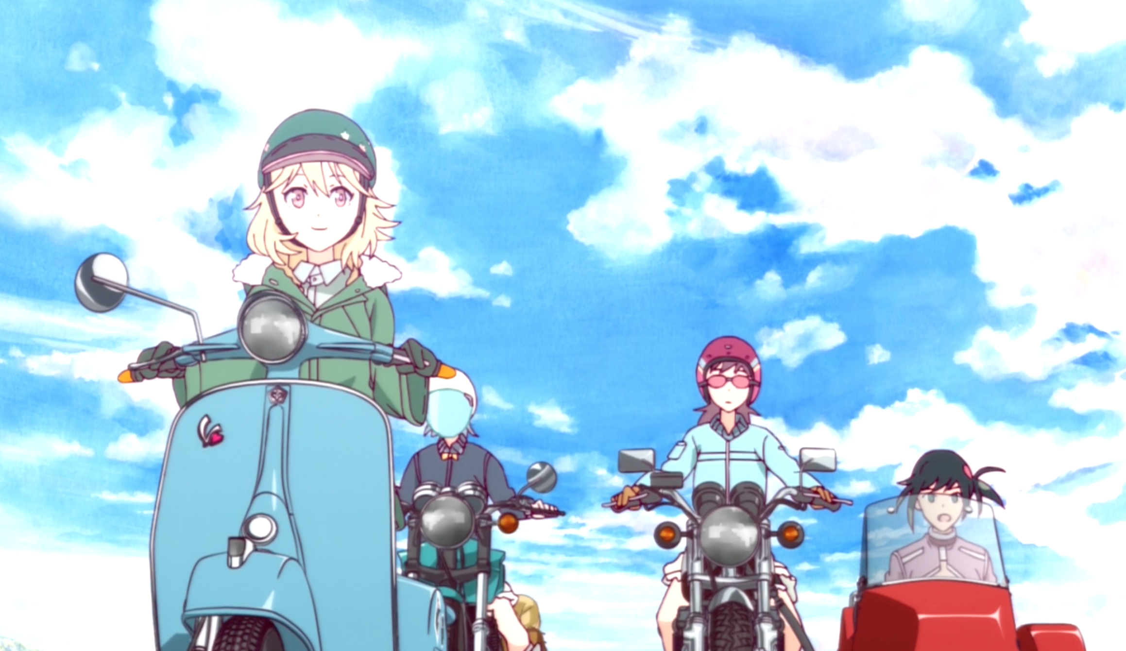 ~The Rolling Girls– Vol. 1~ Bluray Test