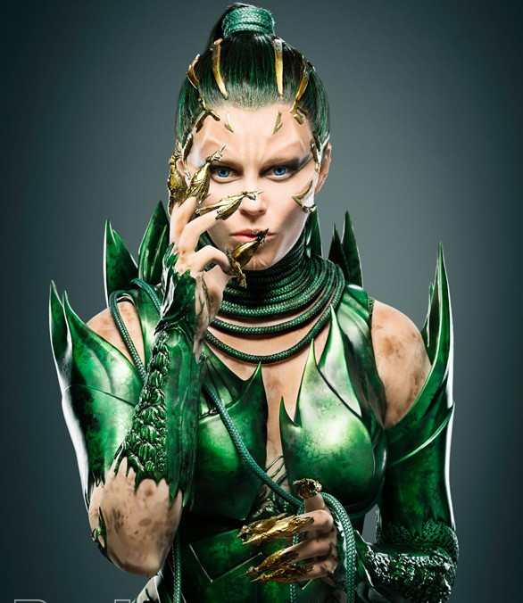 First Look: Elizabeth Banks als Rita im neuen Power Rangers Kinofilm