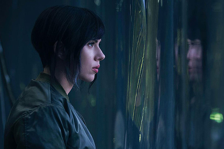 Scarlett Johansson in Ghost in the Shell – Erstes Bild vom Set