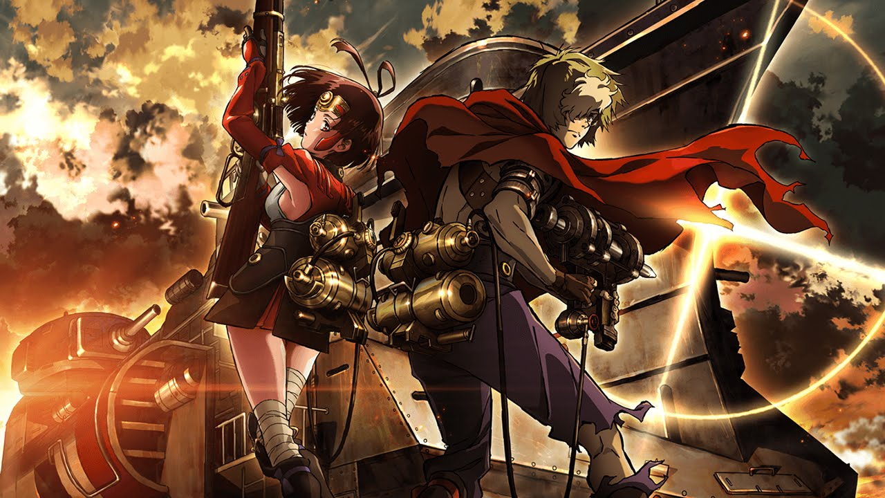 Kabaneri of the Iron Fortress ab heute bei Amazon Prime