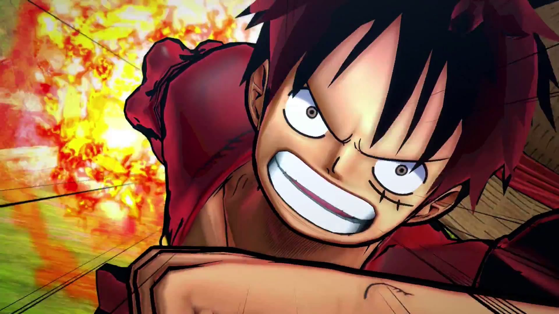 One Piece: Burning Blood – Neue Gameplay Szenen