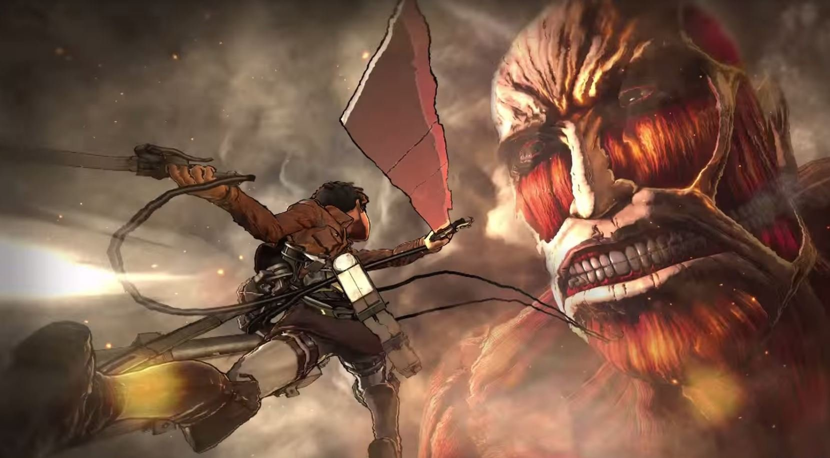 Attack on Titan: Wings of Freedom erhält Europa Termin