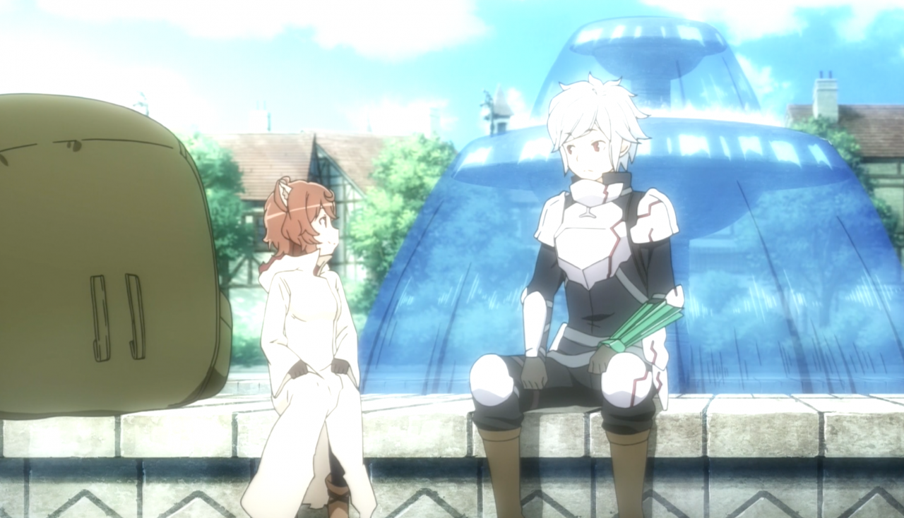 ~DanMachi– Vol. 2~ Bluray Test