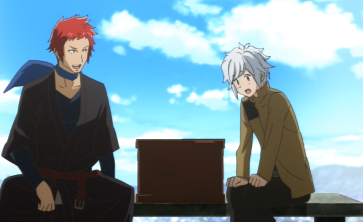 ~DanMachi– Vol. 3~ Bluray Test