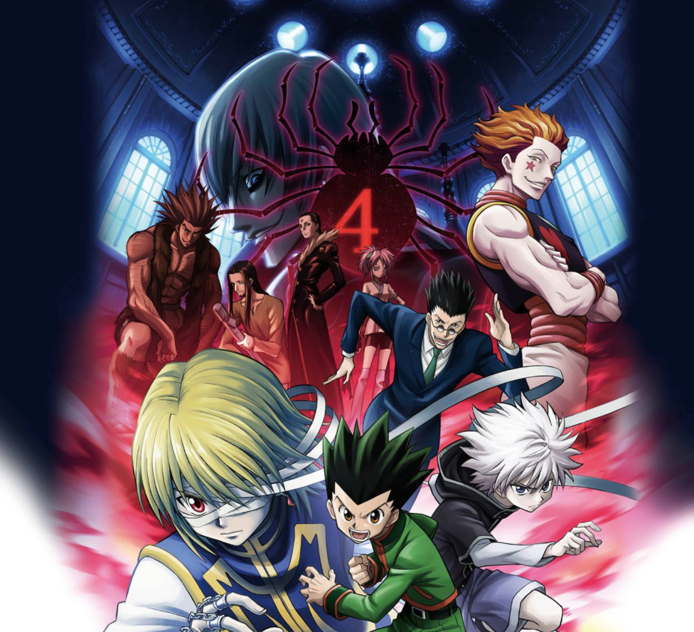 Hunter X Hunter: Phantom Rogue um 4 Wochen verschoben