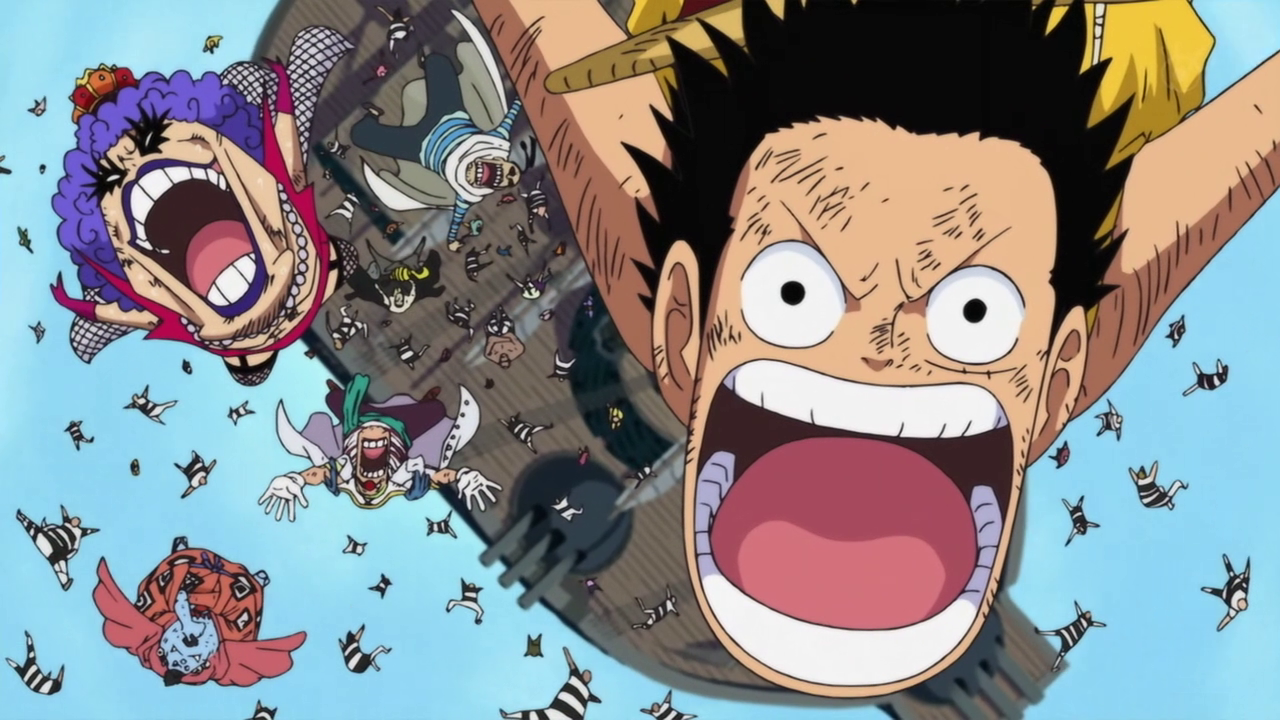 One-Piece-Prosieben-Maxx-Quoten