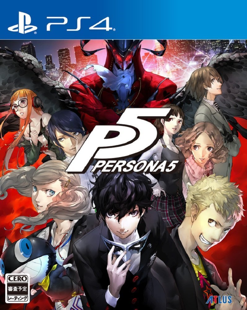 Persona 5 – Neue Infos per Livestream (Release Termin, Collectors Edition, Box Art)