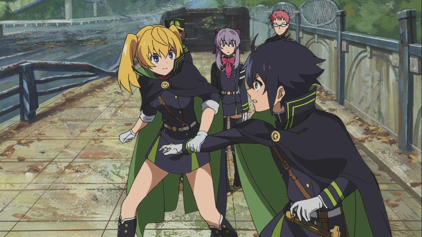 ~Seraph of the End: Vampire Reign – Vol. 1~ DVD Test
