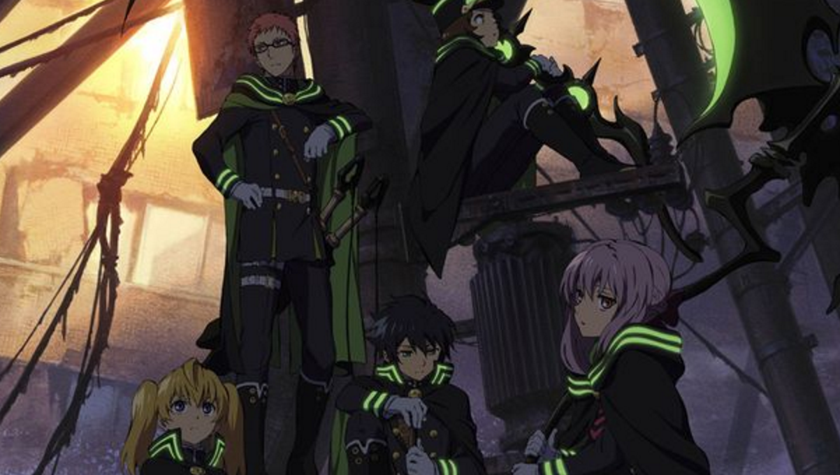 Preview Clip zu Seraph of the End
