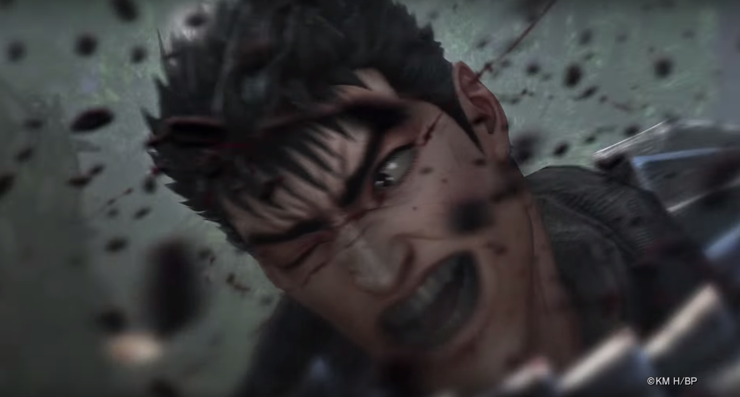 Berserk – PS3/PS4/Vita Game in Arbeit