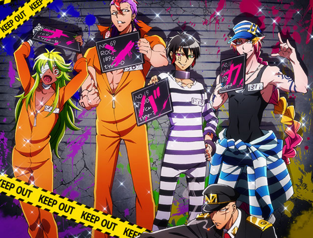 Nanbaka – Trailer zur Anime Adaption erschienen