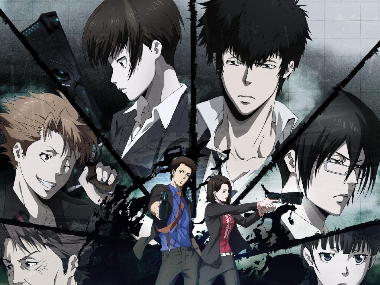 Psycho Pass: Mandatory Happiness – Limited Edition und Trailer