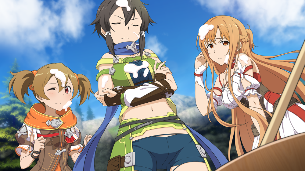 Neue Features zu Sword Art Online: Hollow Realization bekannt