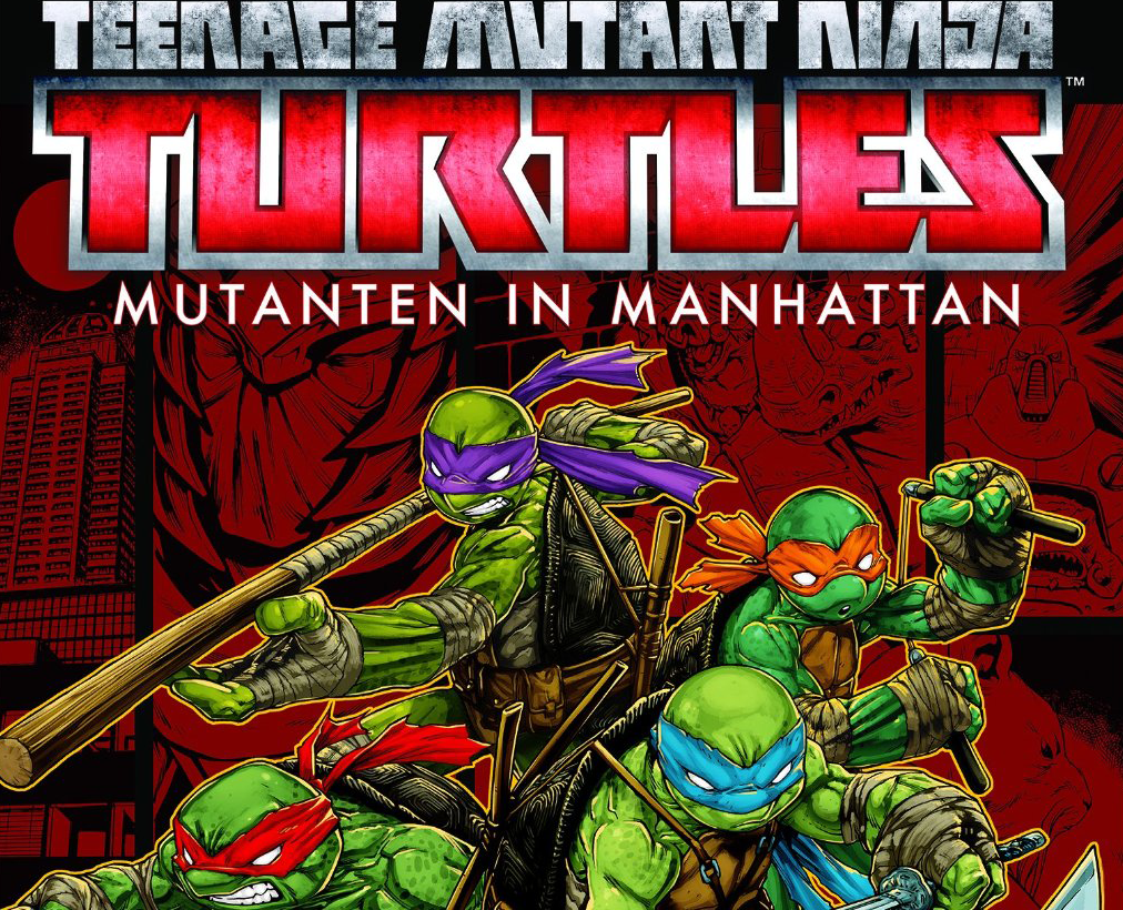 Teenage Mutant Ninja Turtles: Mutanten in Manhattan – PS4 Test / Review