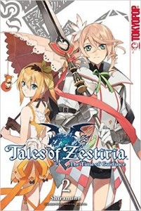 Tales of Zestiria, Band 2