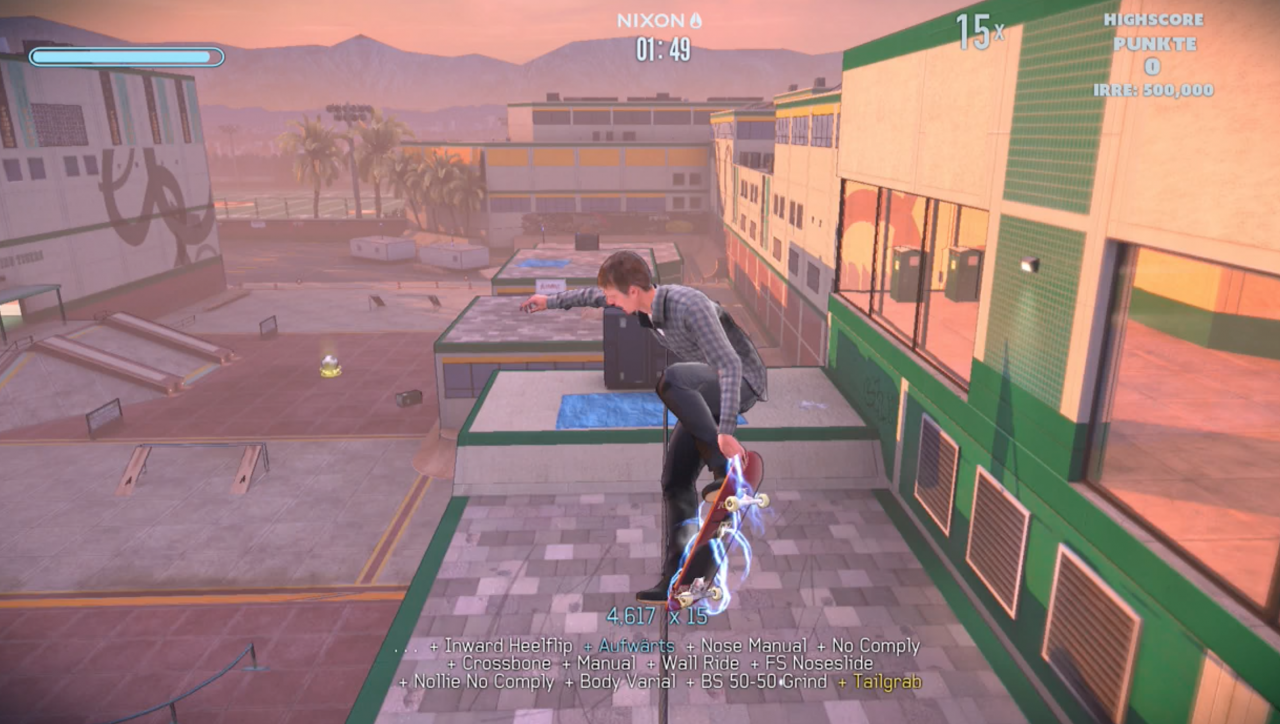 Tony Hawk's Pro Skater 5 – Xbox One Test / Review