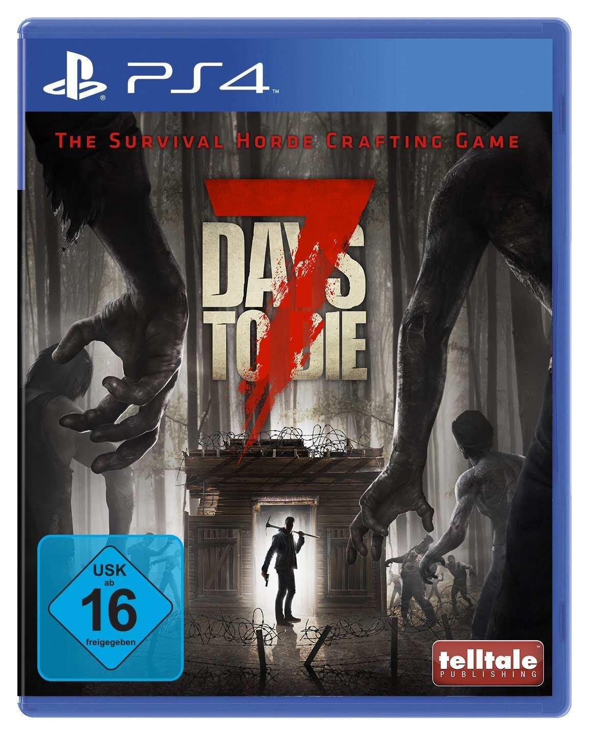 7 Days to Die – PS4 Test / Review