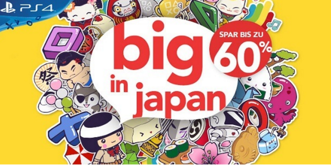 Big in Japan – Großer Sale im PSN