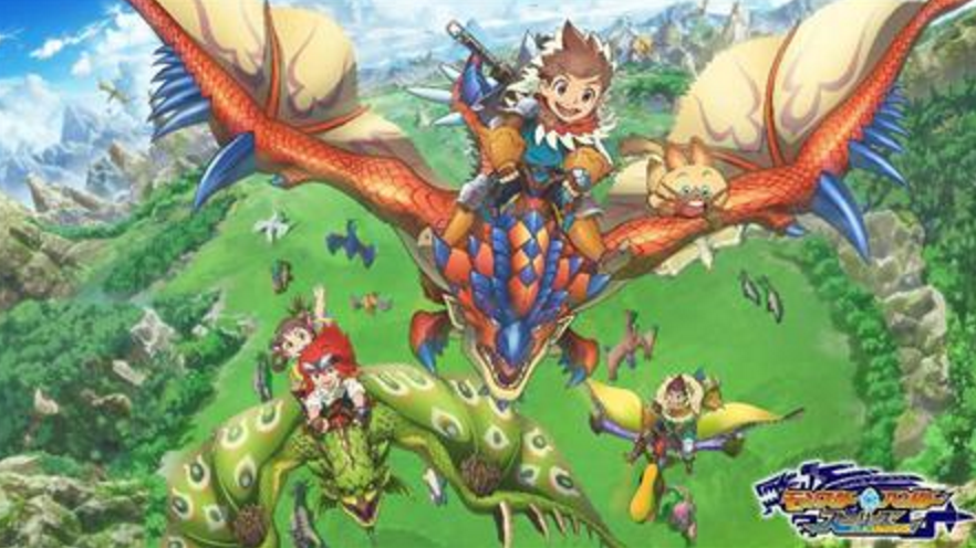 Monster Hunter: Ride On – Opening bekannt