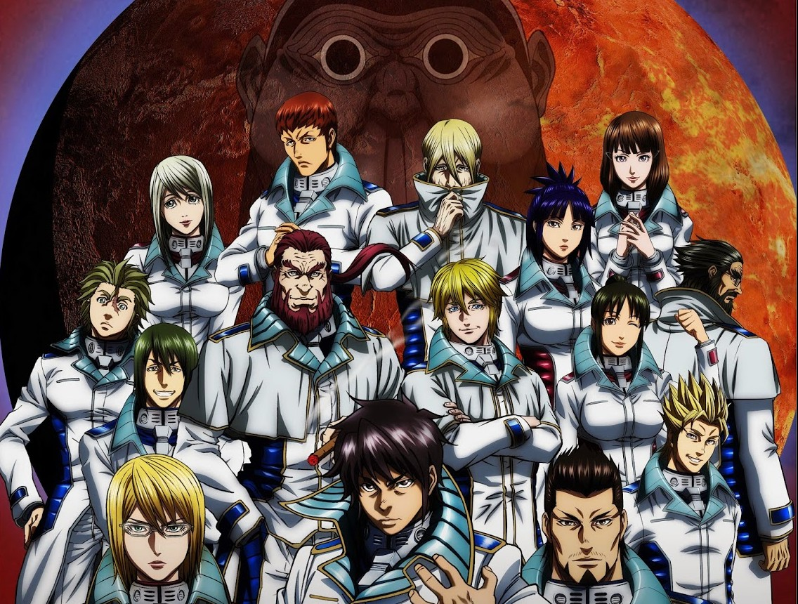 Terra_Formars_TV_Anime_Key_Visual