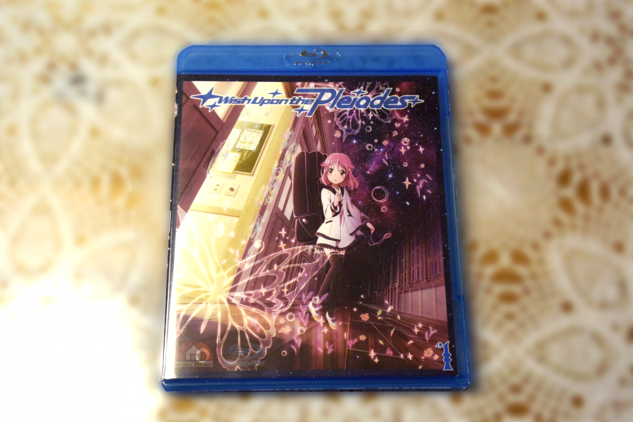 ~Wish Upon the Pleiades – Vol. 1 ~ Bluray Test / Review