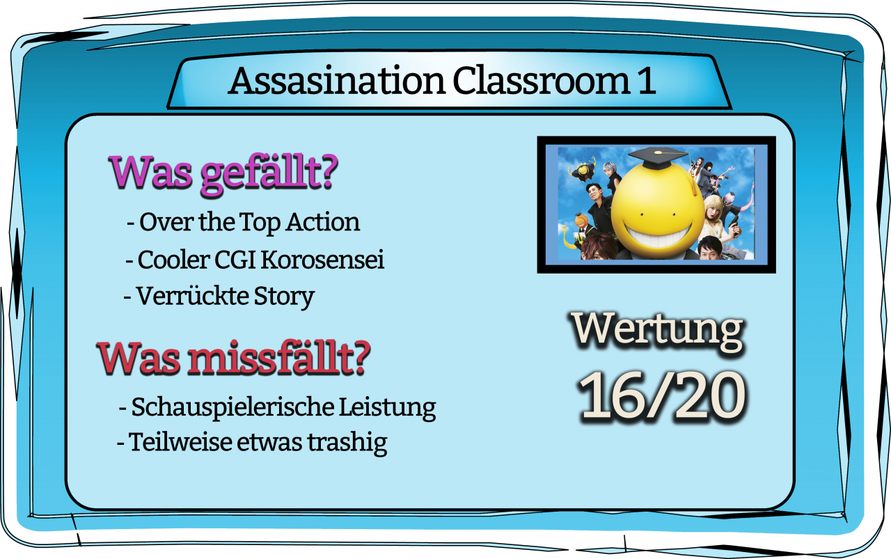 Assassination-Classroom-Fazit-Punkte