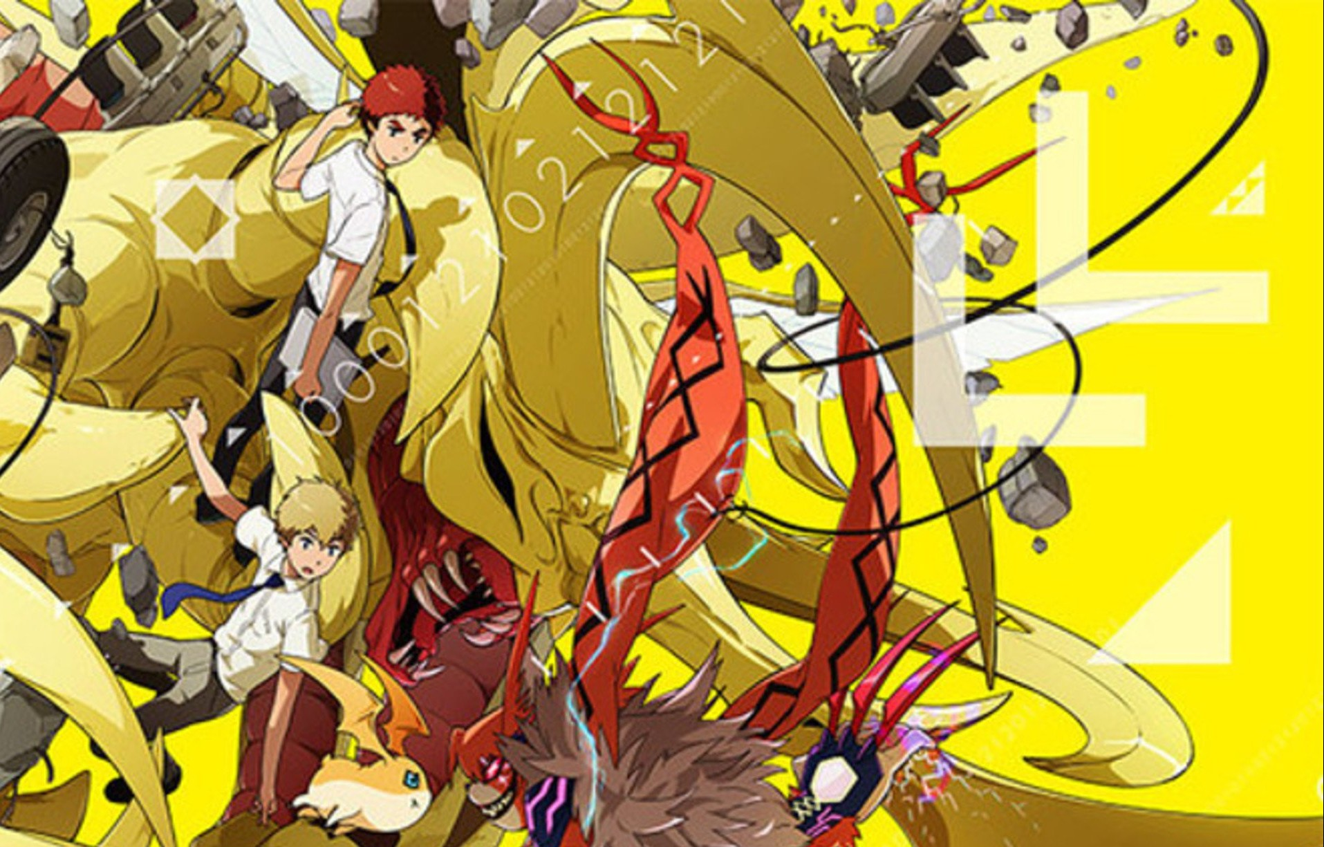 Digimon Adventure tri. Confession – Musikvideo mit Ending Theme