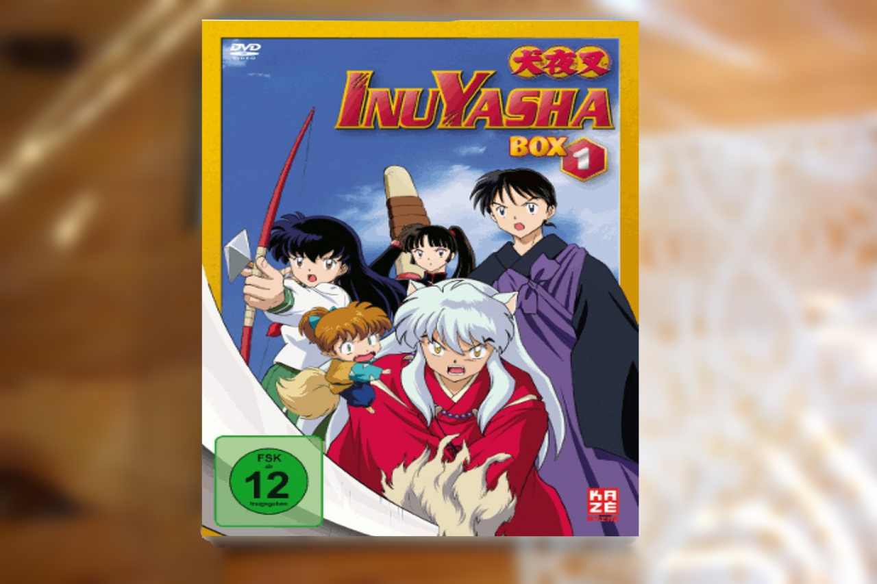 ~InuYasha – Box. 1 ~ DVD Test / Review
