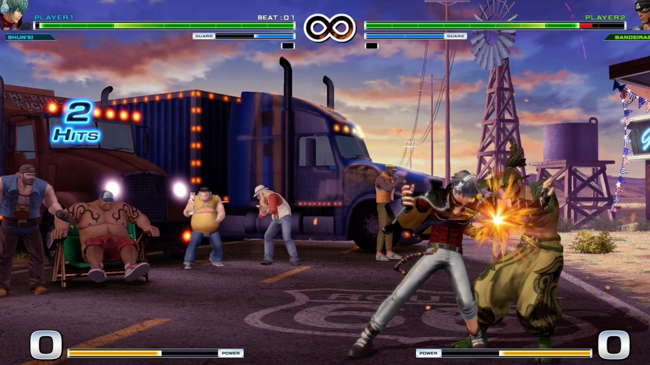King-of-Fighters-XIV-Test-PS4-Review-011