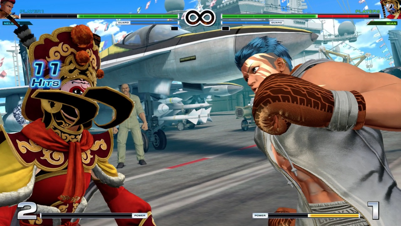 King-of-Fighters-XIV-Test-PS4-Review-012