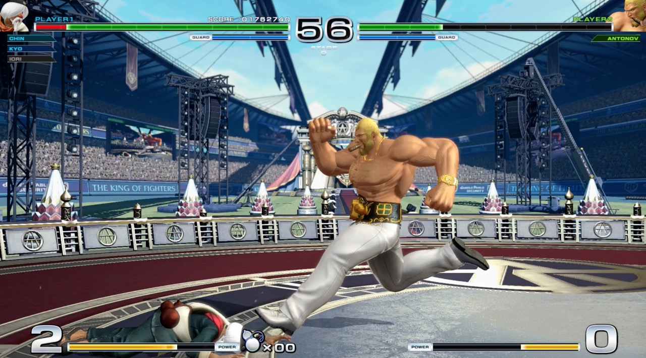 King-of-Fighters-XIV-Test-PS4-Review-02
