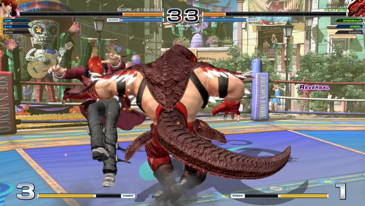 King-of-Fighters-XIV-Test-PS4-Review-03