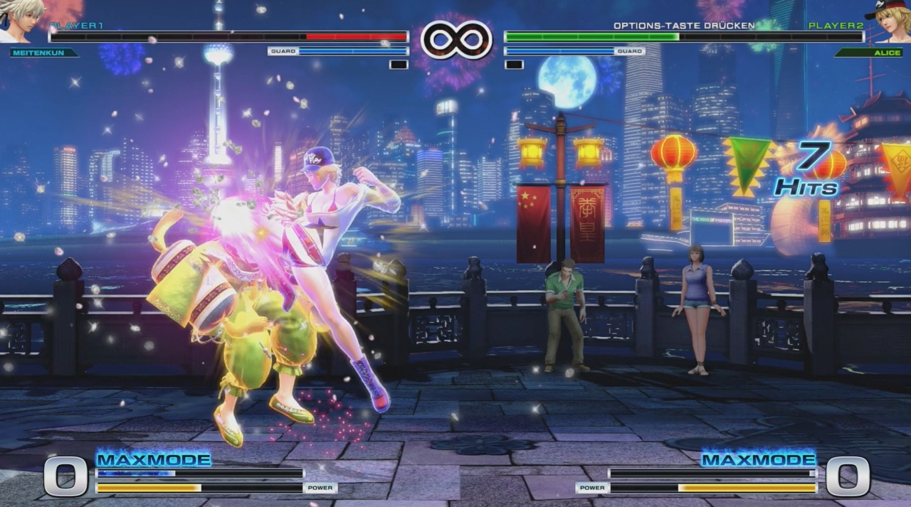 King-of-Fighters-XIV-Test-PS4-Review-07