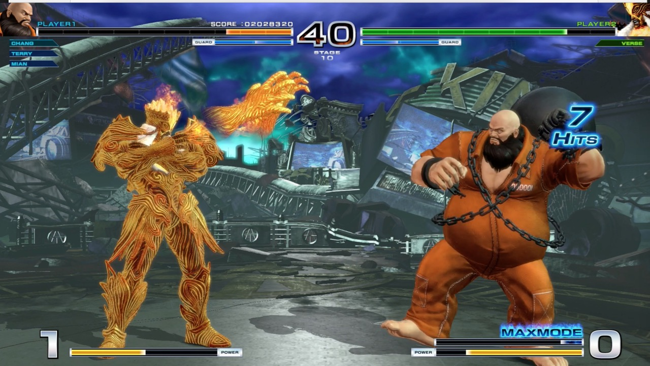King-of-Fighters-XIV-Test-PS4-Review-08