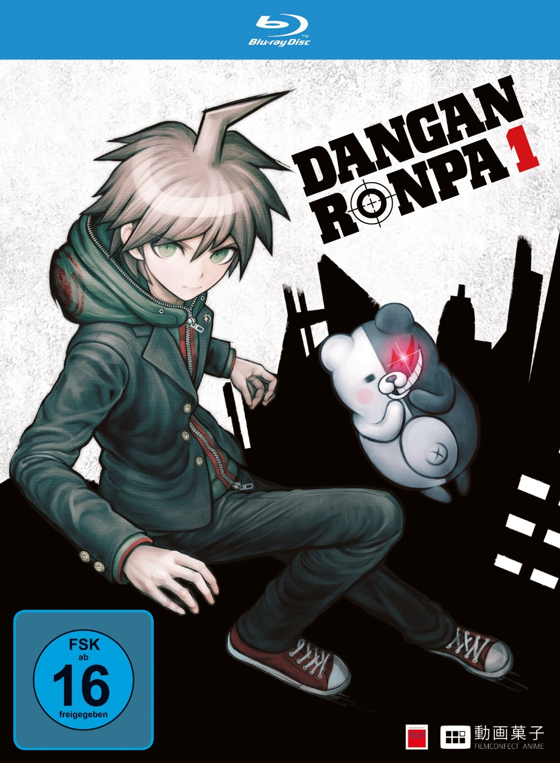 Monatsvorschau-Anime-DVDs-Danganronpa-Vol-1