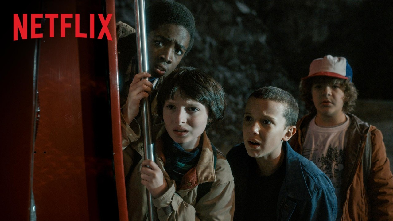 TV Serien Review – Stranger Things