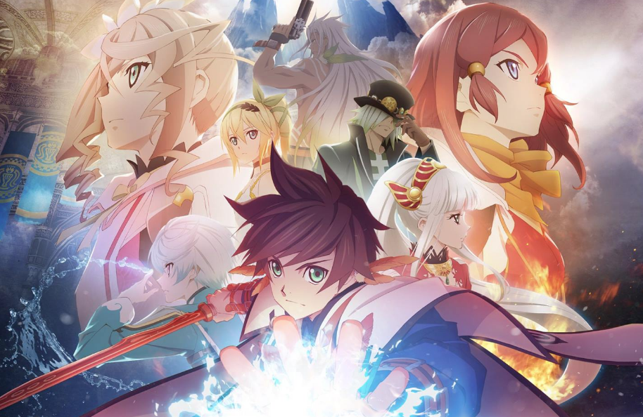 Tales of Zestiria: The X – Anime Adaption erschein bei KSM Anime