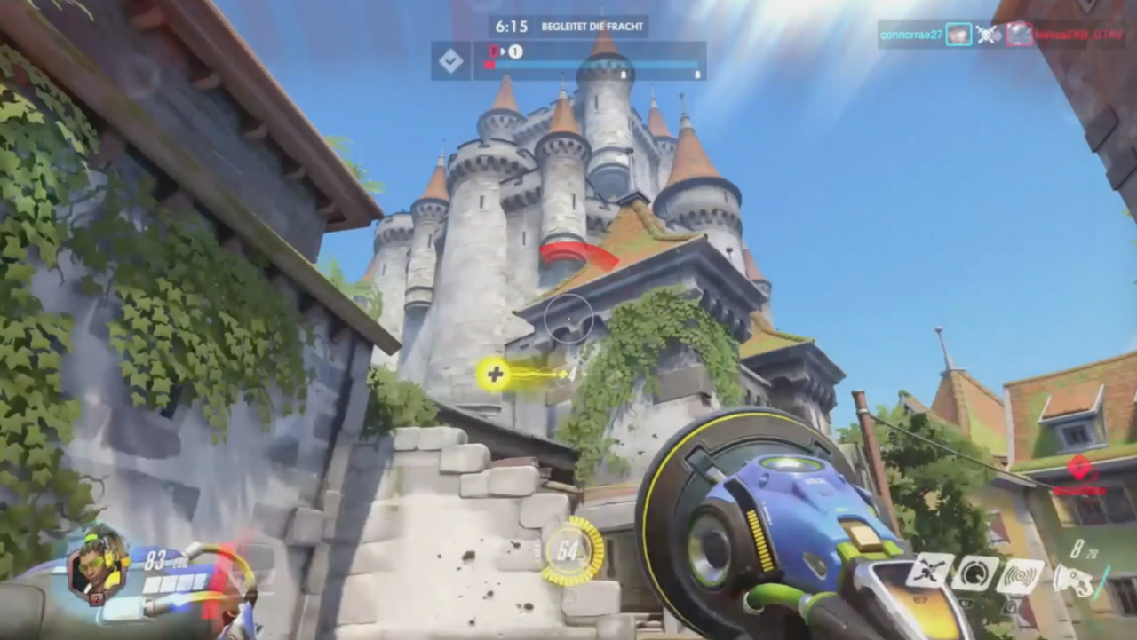Overwatch – PS4 Test / Review
