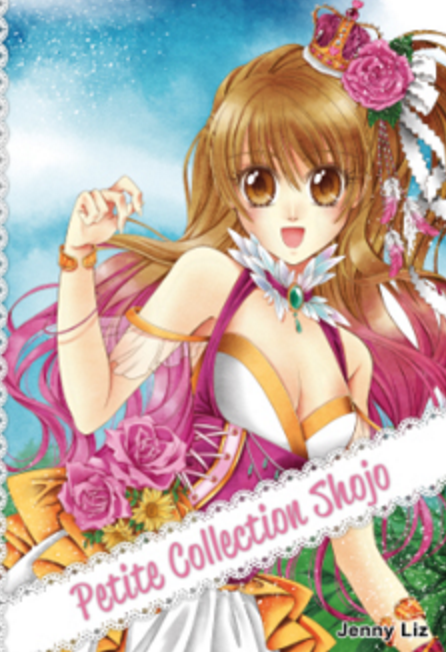 Petite Shojo Collection – Jenny Liz' Artbook (Review / Vorstellung)