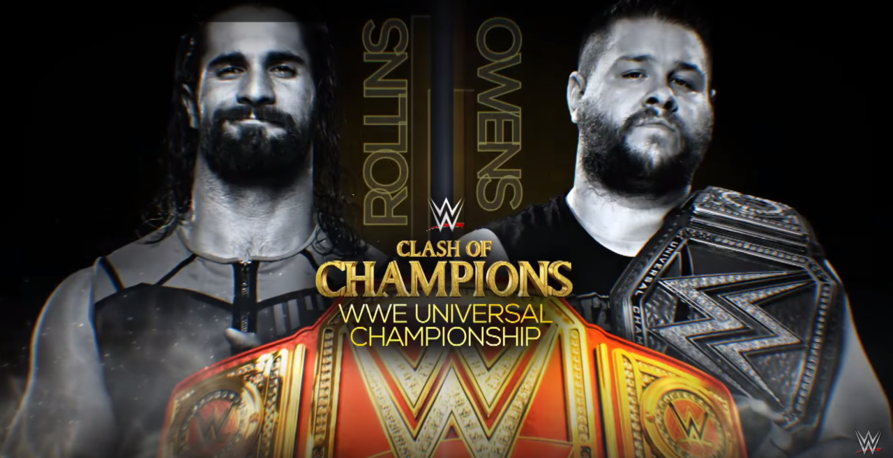 WWE Clash of Champions 2016 – Nachbetrachtung / Review